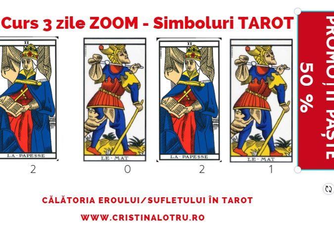 Curs Online Arhetipuri Tarot (Inregistrat)
